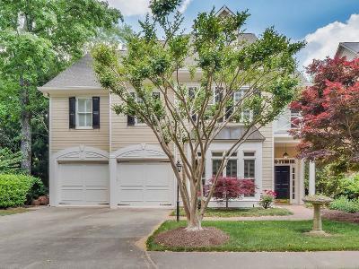 Marietta Single Family Home For Sale: 4649 Kempton Place NE