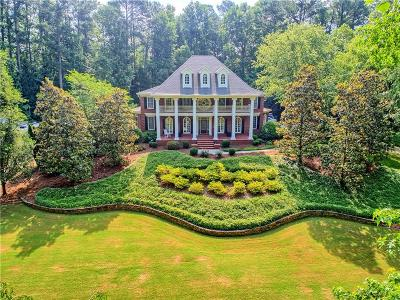 Lilburn Single Family Home For Sale: 4606 Chimney Rock Drive SW