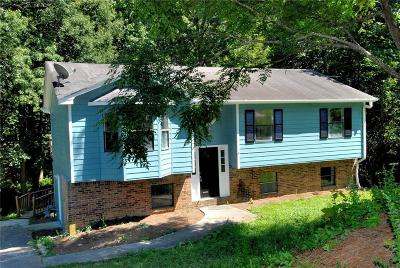 Snellville Single Family Home For Sale: 3211 Summer Wood Circle