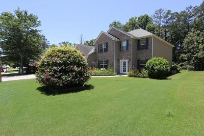 Powder Springs Single Family Home For Sale: 4262 Defoors Farm Trail