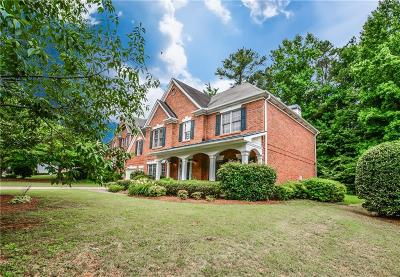 Kennesaw Single Family Home For Sale: 3615 Lakeside Pointe NW