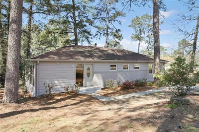 Smyrna Single Family Home For Sale: 5022 Fairmont Road SE