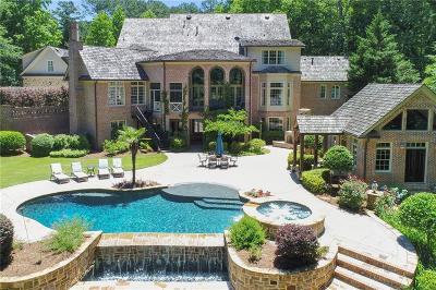 Milton Single Family Home For Sale: 14820 E Bluff Road
