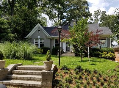 Atlanta Single Family Home For Sale: 1330 Emory Road NE