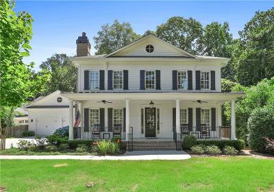 Brookhaven Single Family Home For Sale: 2821 Redding Road