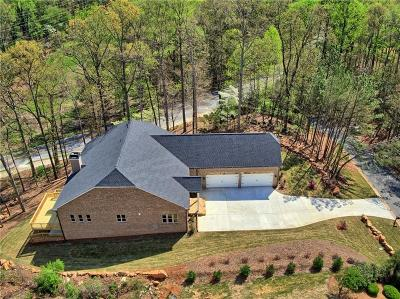 Kennesaw Single Family Home For Sale: 1502 Mountain Reserve Drive NW