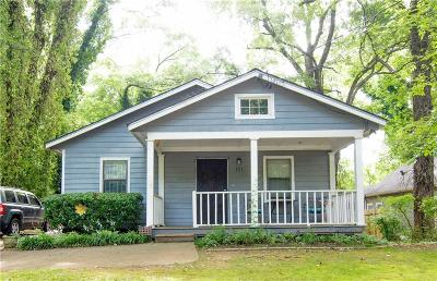 Atlanta Single Family Home For Sale: 231 Whitefoord Avenue NE