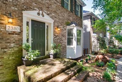 Single Family Home For Sale: 2380 Defoors Ferry Road