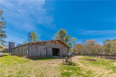 Canton GA Land/Farm For Sale: $650,000