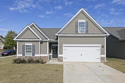 Canton Single Family Home For Sale: 157 Prominence Court