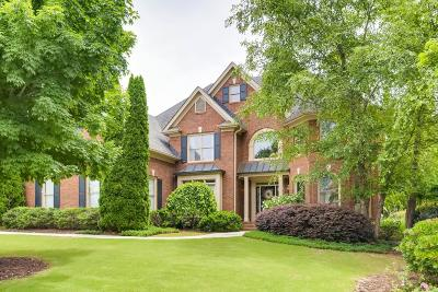 Johns Creek Single Family Home For Sale: 9545 Stoney Ridge Lane