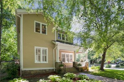 Single Family Home For Sale: 1288 Euclid Avenue NE