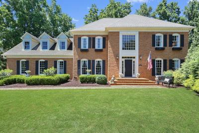 Sandy Springs Single Family Home For Sale: 800 Mabry Road