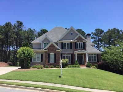 Acworth Single Family Home For Sale: 231 Golf Crest Drive