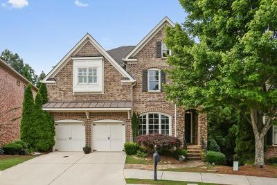 Alpharetta Single Family Home For Sale: 340 Society Street