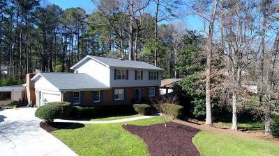 Single Family Home For Sale: 2785 Dunnington Circle