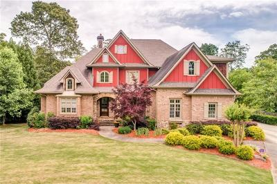 Roswell Single Family Home For Sale: 150 Robinwood Court