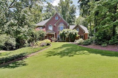 Acworth Single Family Home For Sale: 1318 Hidden Brook Lane NW