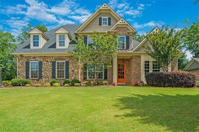 Alpharetta Single Family Home For Sale: 1050 Reece Road