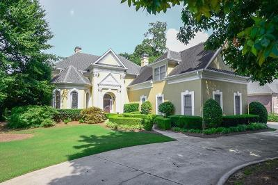 Duluth Single Family Home For Sale: 8135 Saint Marlo Country Club Parkway