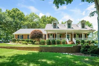 Loganville Single Family Home For Sale: 3095 Briscoe Road