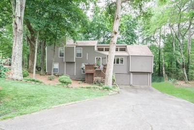 Marietta Single Family Home For Sale: 3500 Winter Wood Court