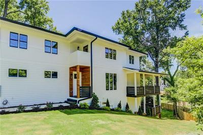 Single Family Home For Sale: 2137 College Avenue NE