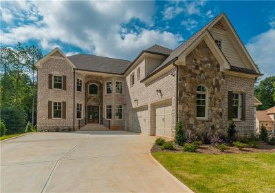 Single Family Home For Sale: 1884 Wood Acres Lane