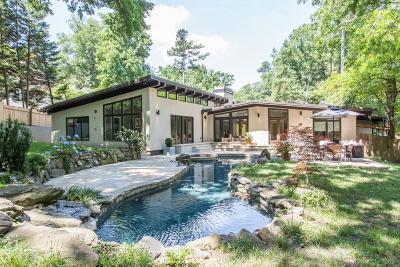 Atlanta Single Family Home For Sale: 1817 Wildwood Place Northeast