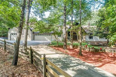 Dacula Single Family Home For Sale: 3355 Old Peachtree Road