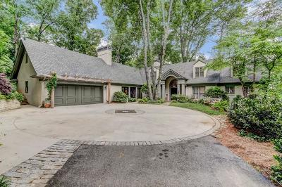 Sandy Springs Single Family Home For Sale: 4990 Riverview Road