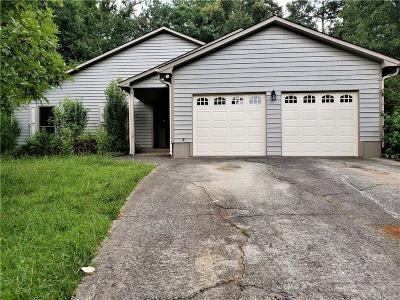 Gwinnett County Single Family Home For Sale: 2578 Creek Terrace
