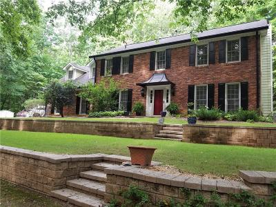 Marietta Single Family Home For Sale: 4763 Township Walk