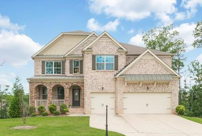 Suwanee Single Family Home For Sale: 7585 Settles Walk Lane