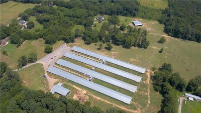 Calhoun Land/Farm For Sale: 462 Bethesda Church Road