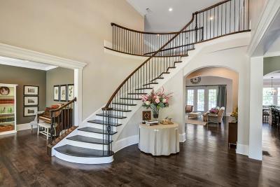 Alpharetta Single Family Home For Sale: 121 Townsend Pass
