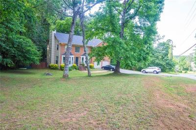 Alpharetta Single Family Home For Sale: 340 Fowler Road