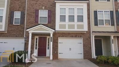 Kennesaw Condo/Townhouse For Sale: 2928 George Busbee #209