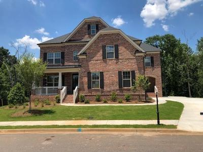 Lawrenceville Single Family Home For Sale: 2689 Longacre Parkway