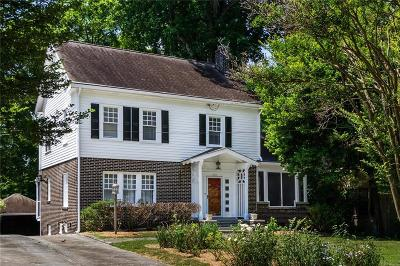 Single Family Home For Sale: 1131 Briarcliff Place NE