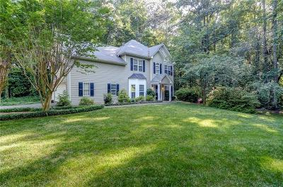 Roswell Single Family Home For Sale: 305 Spring Creek Road