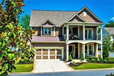 Milton Single Family Home For Sale: 1040 Glen Mill Court