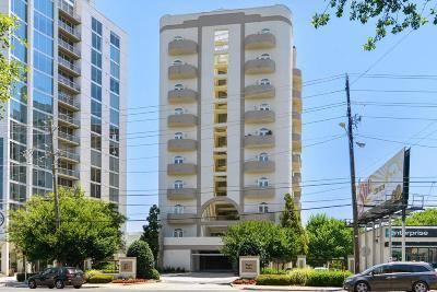 Atlanta GA Condo/Townhouse For Sale: $280,000