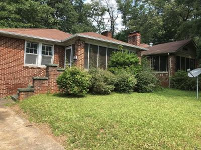 Decatur Single Family Home For Sale: 319 Greenwood Avenue