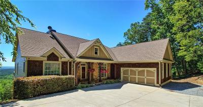Jasper Single Family Home For Sale: 1131 Sharp Mountain Parkway