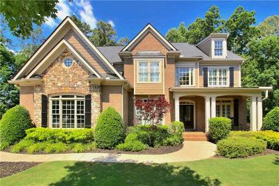 Woodstock Single Family Home For Sale: 125 Fernwood Drive