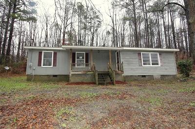 Ranger Single Family Home For Sale: 195 Banks Chapel Road NE