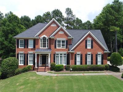 Alpharetta Single Family Home For Sale: 115 Colton Crest Drive