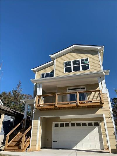 Single Family Home For Sale: 87 Mayson Avenue NE