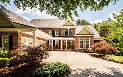 Milton Single Family Home For Sale: 785 Nettlebrook Lane
